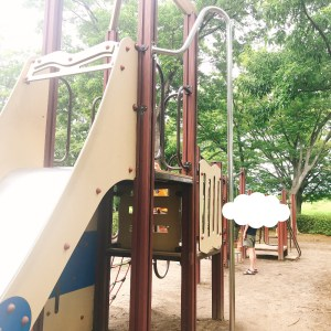 川中島古戦場史跡公園のぼり棒