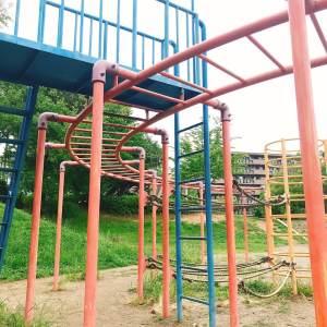 和田公園うんてい