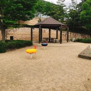 南長野運動公園遊具14