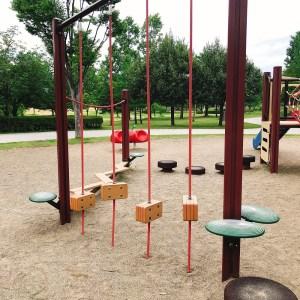 南長野運動公園遊具8