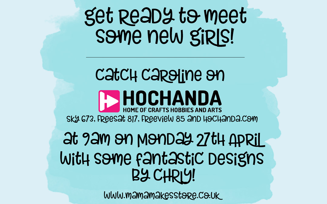 April Hochanda Show – Here Come the Girls!