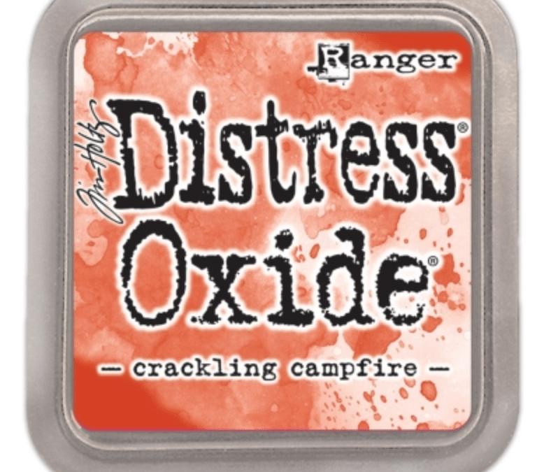 Ranger Distress Oxide Ink Pad – Crackling Campfire