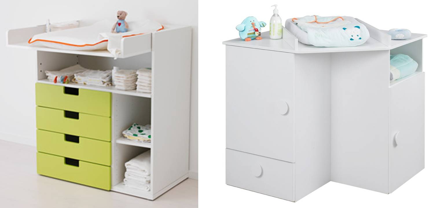 table commode plan a langer ma maman