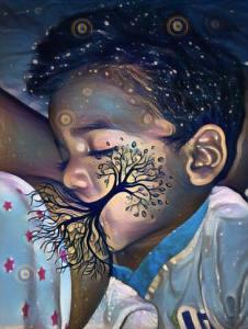 Osheni DeSilva-Patel My boy when he was nearly 2