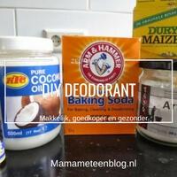 zelf diy deodorant maken mamameteenblog.nl