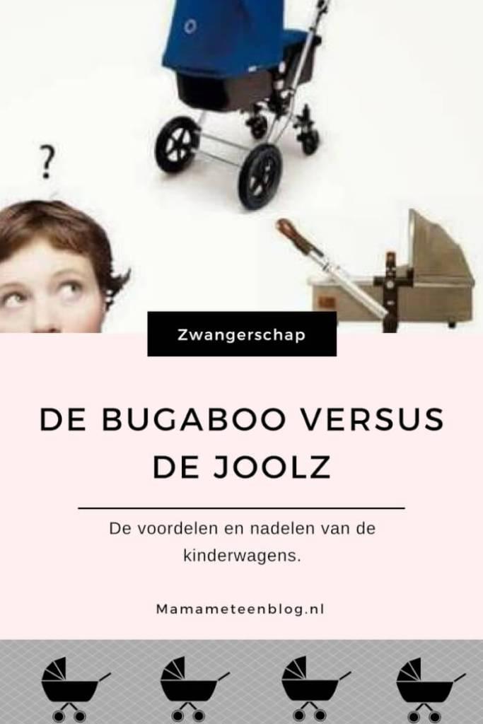 De bugaboo versus de joolz mamameteenblog.nl