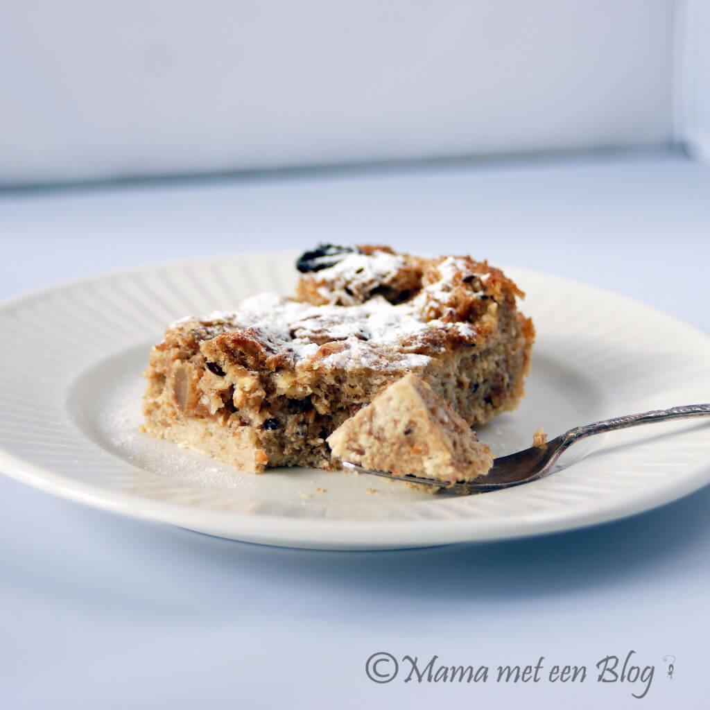 ouderwets indische broodpudding mamameteenblog.nl