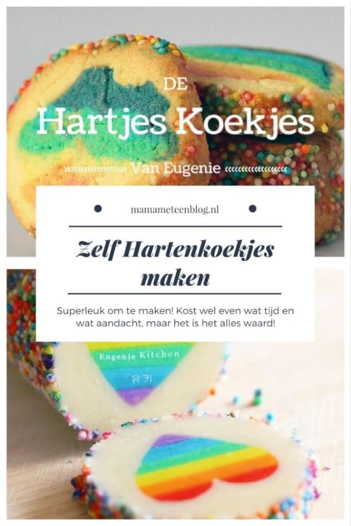 Zelf hartenkoekjes maken mamameteenblog.nl