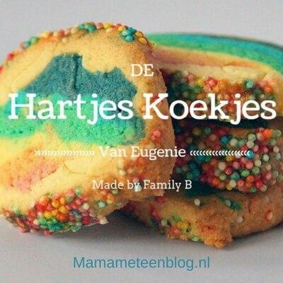 bakken harten koekjes mamameteenblog.nl