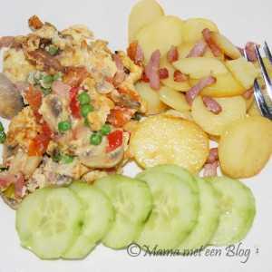 Hoe voed je kinderen op tot goede eters Mamameteenblog.nl