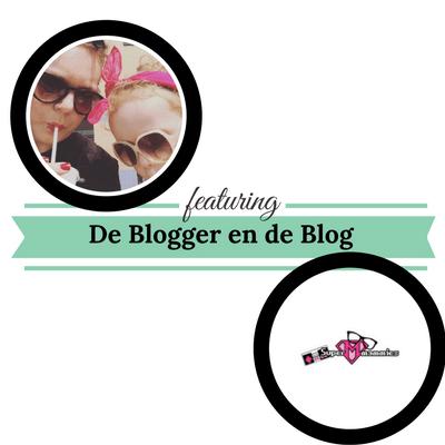 de blogger en de blog super mammies mamameteenblog.nl