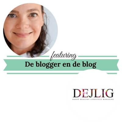 De blogger en de blog dejlig.nl mamameteenblog.nl