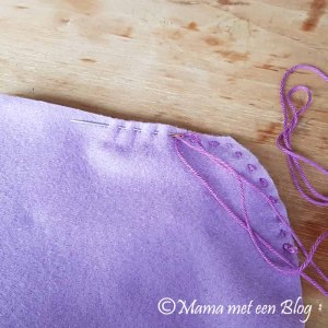 Uil kussen Uiltje Knutselen met Sien en Co knutselblog 5 Mama met een blog