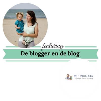De blogger en de blog Moonoloog Mamameteenblog.nl