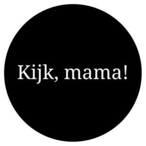 de blogger en de blog kijk mama 2 mamameteenblog