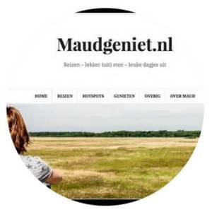 de blogger en de blog maudgeniet mamameteenblog 1