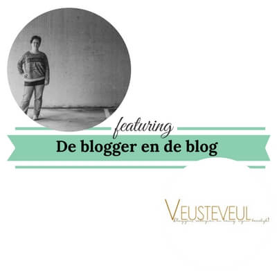 De blogger en de blog veulsteveul mamameteenblog.nl