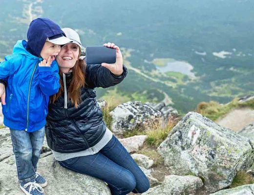 Een nieuwe smartphone voor mama mamameteenblog