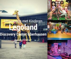 Uitgaanstip met kinderen Legoland Discovery Center oberhausen mamameteenblog