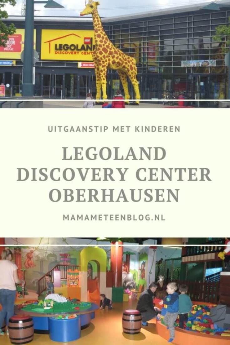 Uitgaanstip kinderen Legoland Discovery Center oberhausen mamameteenblog