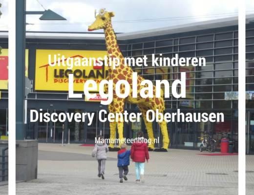 Uitgaanstip met kinderen Legoland center oberhausen mamameteenblog.nl