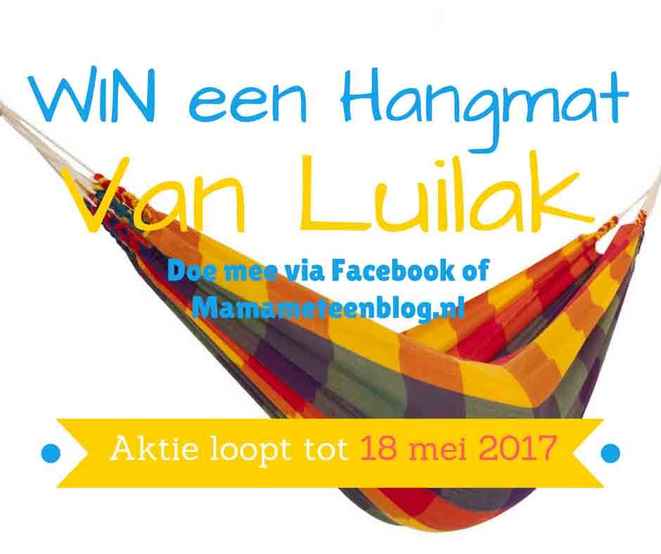 Zomer winaktie hangmat luilak bv mamameteenblog.nl