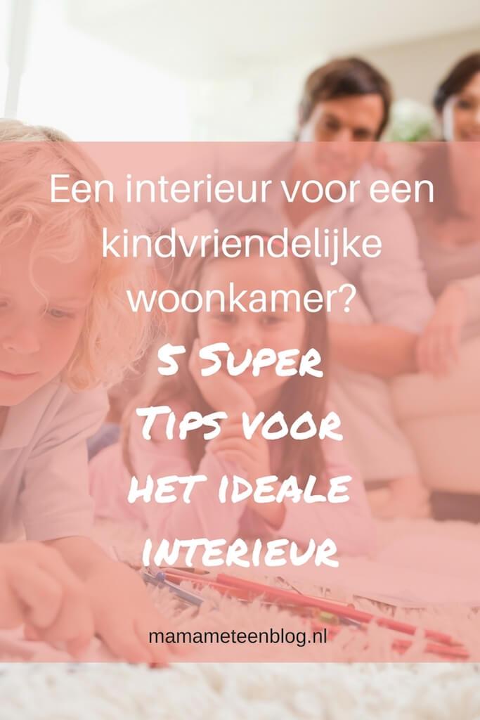 Een interieur voor een kindvriendelijke woonkamer-mamameteenblog.nl