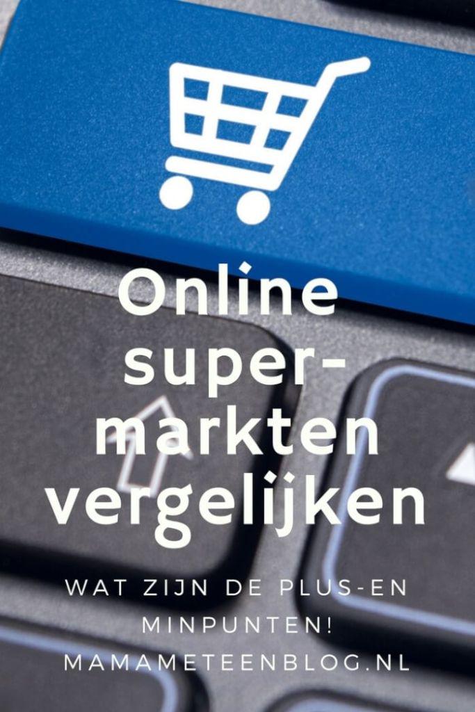 Online supermarkten vergelijken mamameteenblog.nl