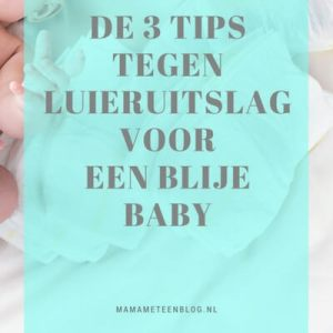 de 3 tips luieruitslag mamameteenblog.nl