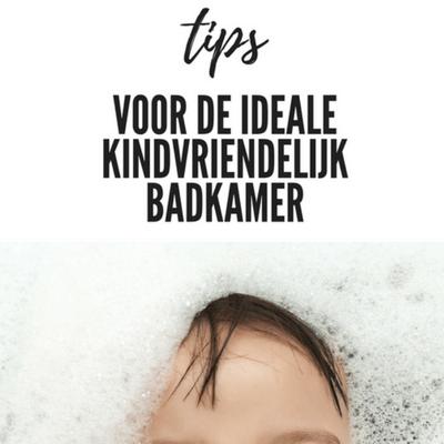 Tips kindvriendelijke badkamer mamameteenblog.nl