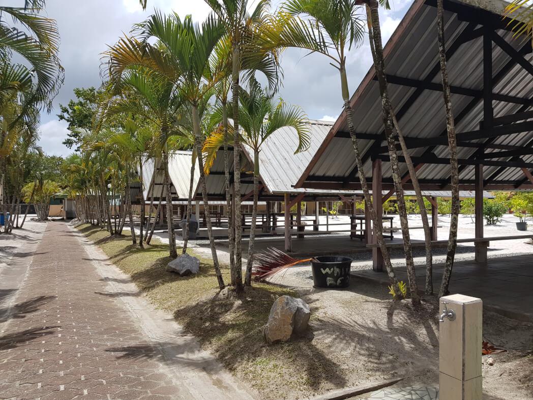 Suriname White beach Resort Mamameteenblog.nl