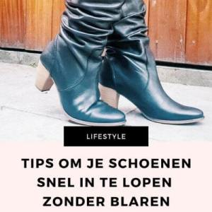 schoenen in te lopen mamameteenblog.nl