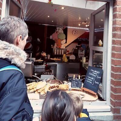 Ardennen Durbuy wafels macarons mamameteenblog.nl