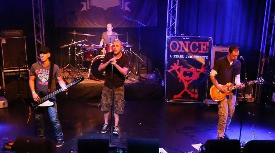 Once - Pearl Jam tribute