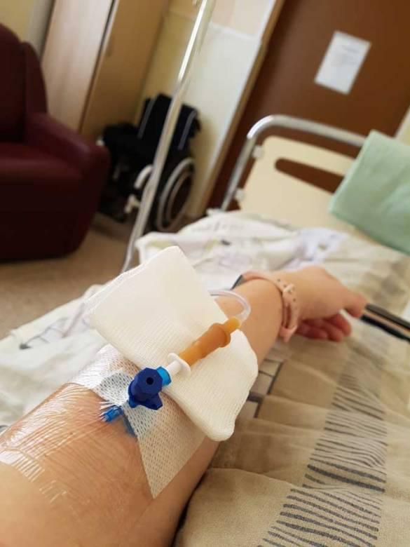 Dag min 9: derde dag stamcel stimulatie
