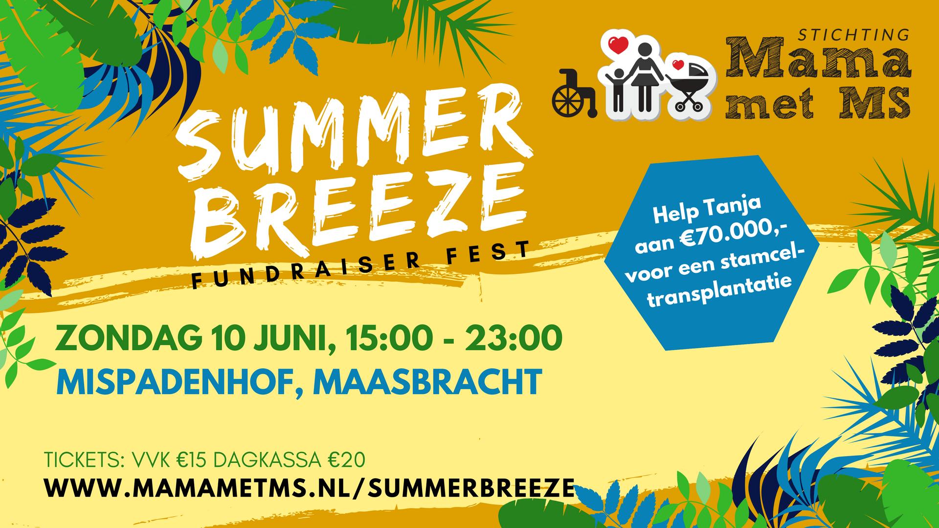 Summerbreeze Event header