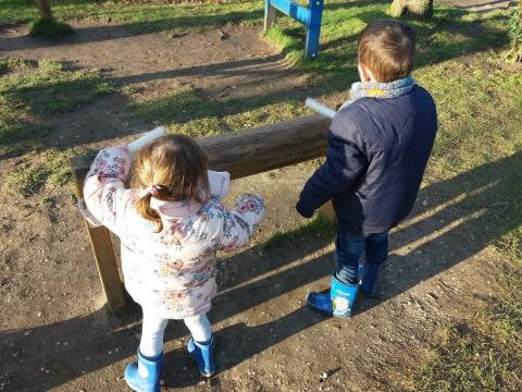 dagboek kinderboerderij