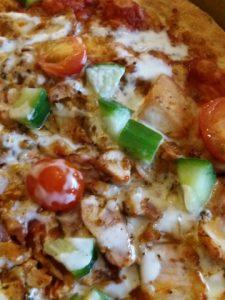dagboek pizza