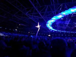 Nederland Zingt bewegen in de lucht