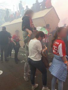 huldiging PSV Danny koevermans