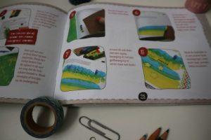 Bible journaling recensie acrylverf