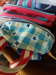 huldiging PSV tassen voor school