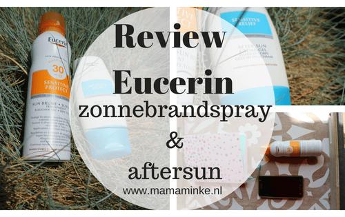 Eucerin zonnebrandspray en aftersun uitgelichte afbeelding