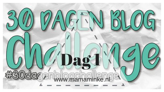 Blog challenge dag 1 weetjes over mij