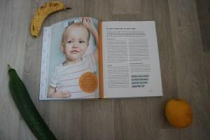 kookboek recensie van kleine spruit tot toffe peer eten informatie twee jaar oud