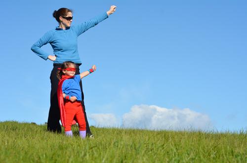 survivaltips voor ontspannen moederschap. Want een ontspannen moeder is ontspannen kinderen.
