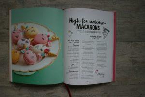 Bakken met Jill girly bakboek voor iedereen macarons