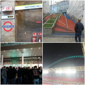 Londen in 1 dag wembley stadion