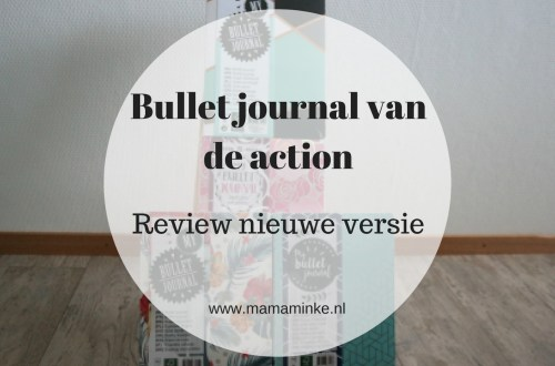 Review bullet journal van de action en tips voor versieren