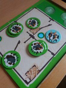 Verzamel je de meeste schapen met dit christelijke kinderspel schapenkoning - speelbord